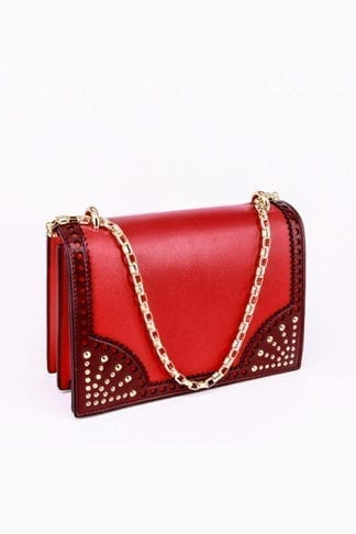 Women red bags