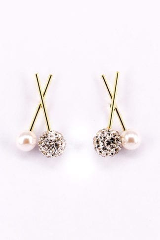 Ladies' earrings accessories