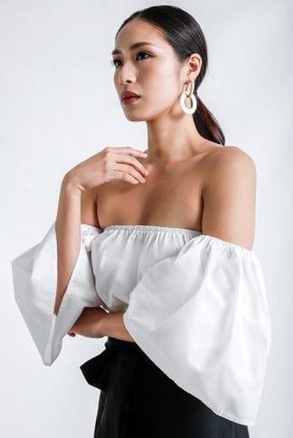 Shop Singapore Women's Shirt Blouse