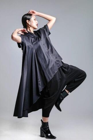 women's shirt dress - Love, Fioyo