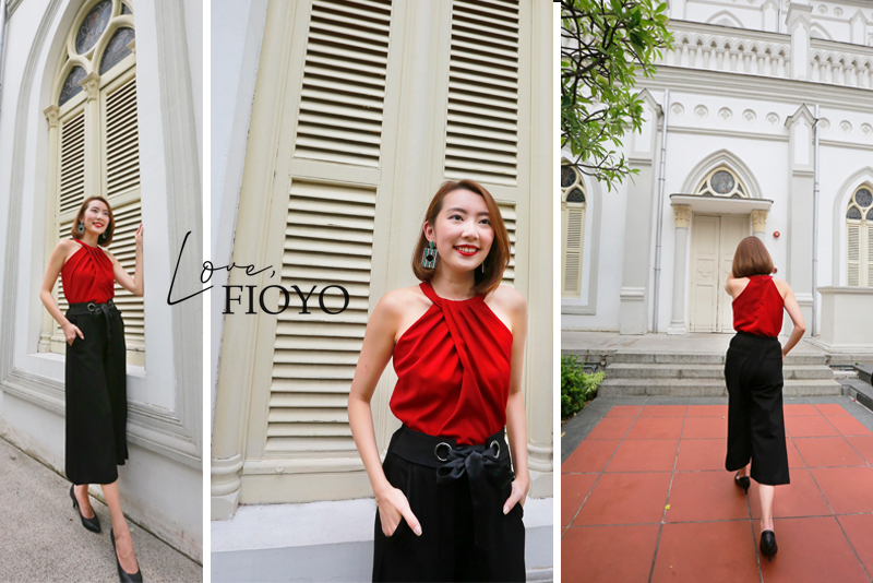 2020 lucky colors - Red Color Women Clothing