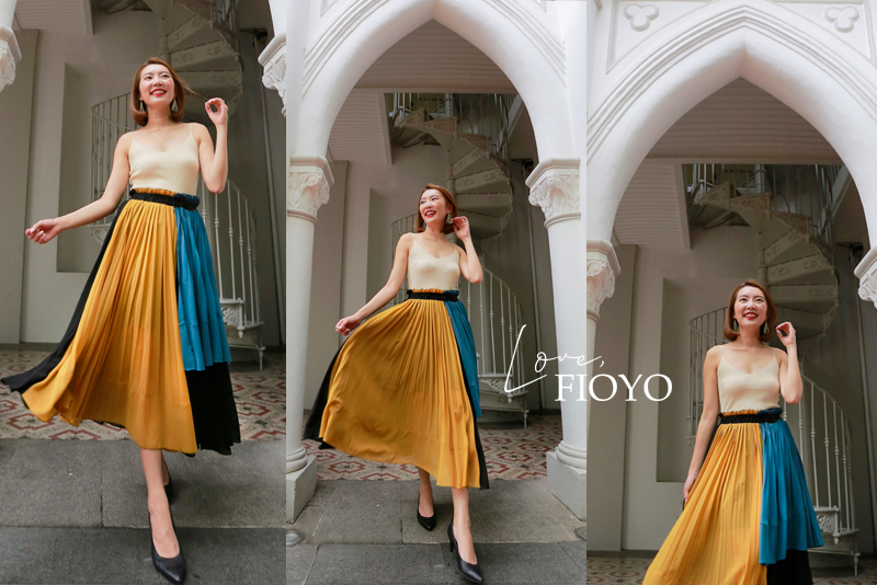 2020 lucky colors - Yellow Color Women Clothing