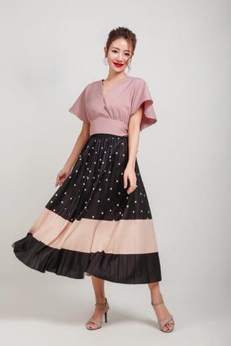 women maxi skirts