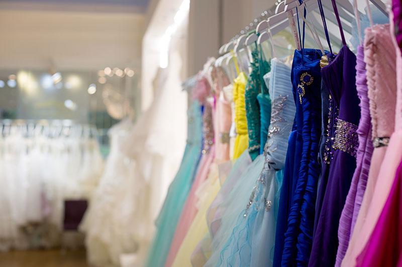wedding dresses Singapore