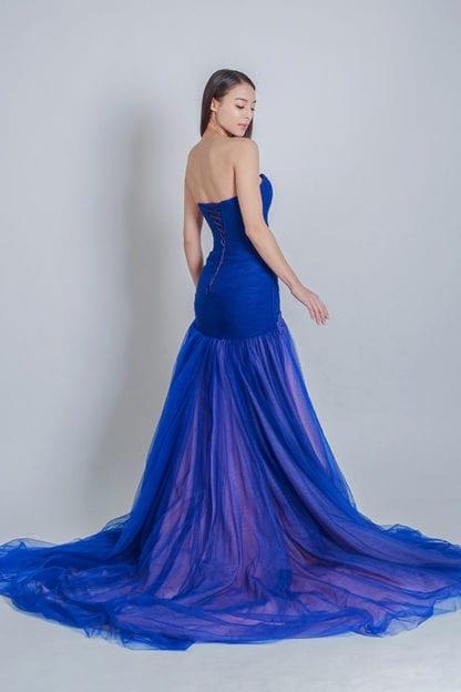 mermaid evening gowns online