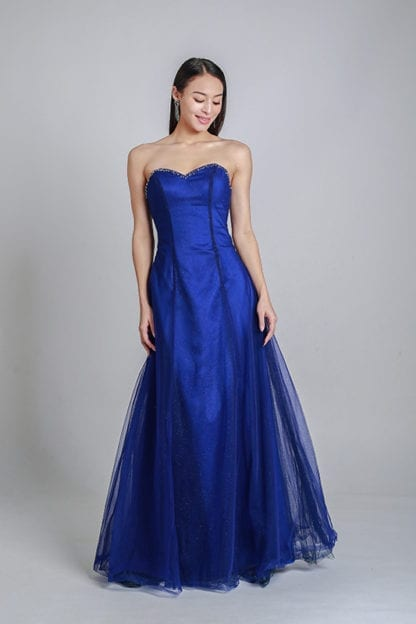 evening dress rental