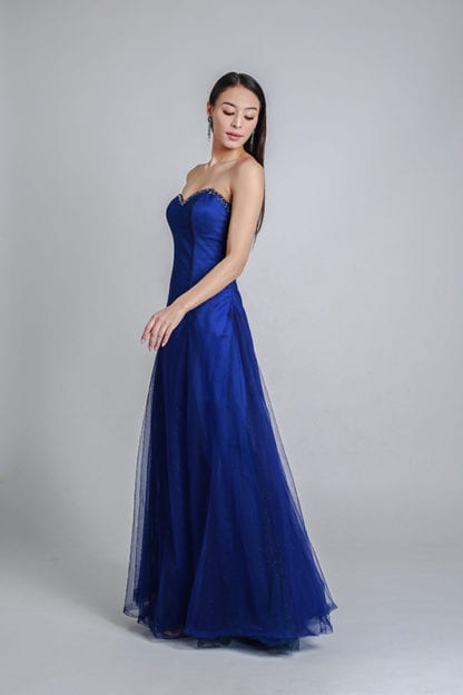 evening dress rental Singapore