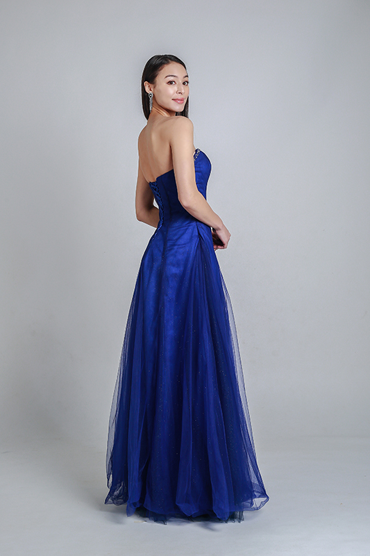 online evening dress rental Singapore