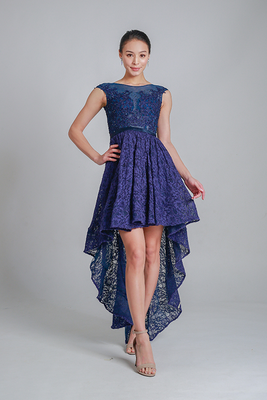 High low dress online