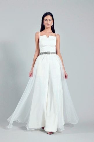 bridal jumpsuit Singapore