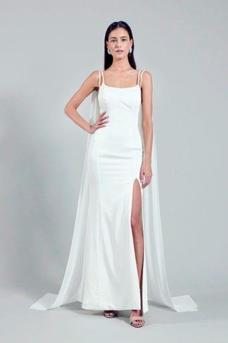satin gown online
