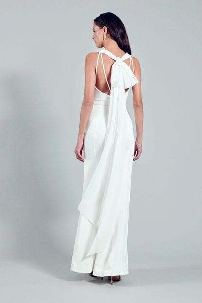 satin gown rental Singapore
