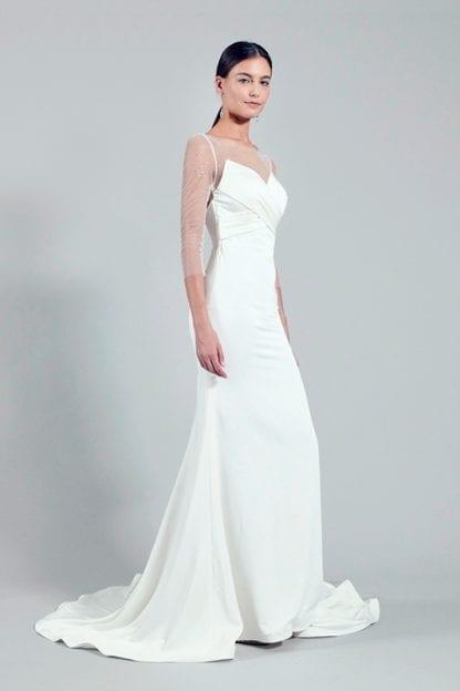 rent bridal dresses online