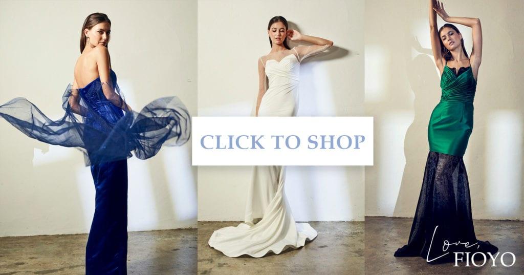 wedding dress rental online