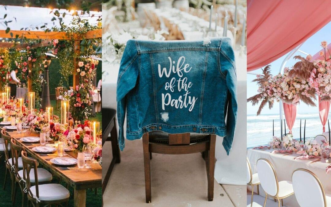 Engagement Dress Singapore: 5 Engagement Dresses & Themes We Are Loving