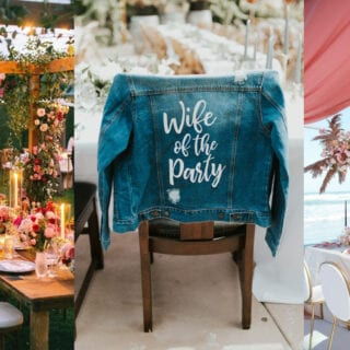 engagement dress and themes