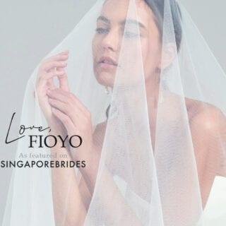 bridal boutique Singapore -- Love, Fioyo