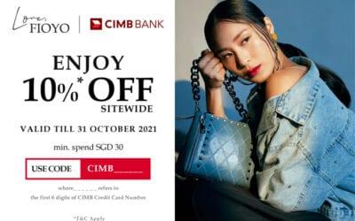 Love, Fioyo X CIMB Bank