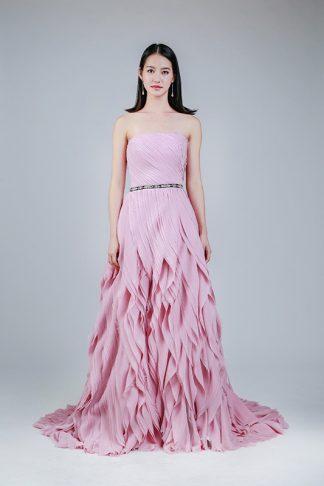 ruffle dress-- Love, Fioyo