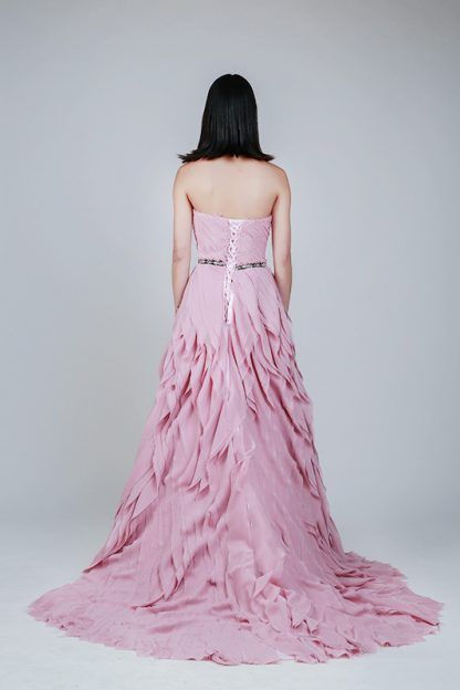 rent ruffle dresses Singapore -- Love, Fioyo