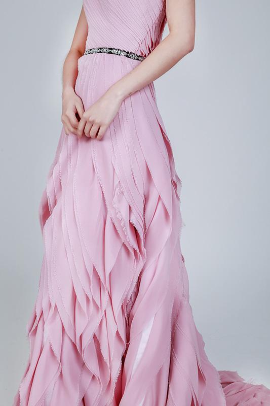 rent ruffle dresses online Singapore -- Love, Fioyo