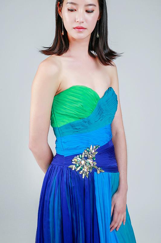 colorful dresses Singapore --Love, Fioyo