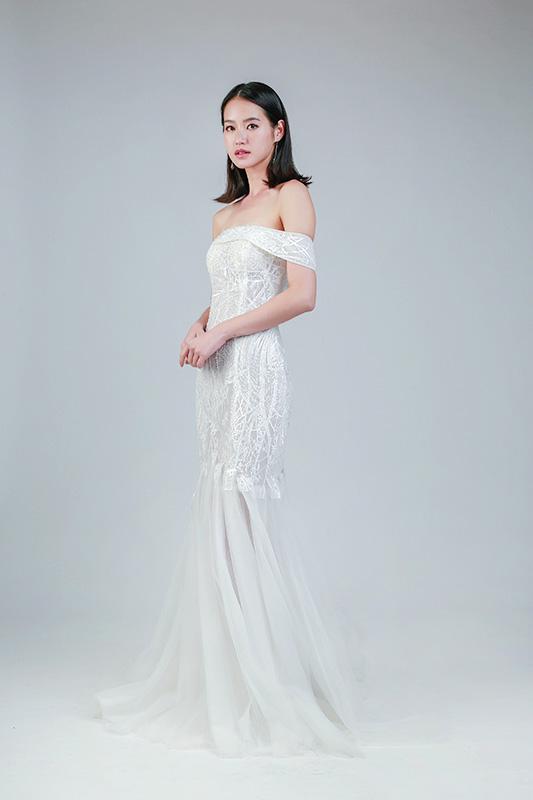 bridal dresses Singapore -- Love, Fioyo