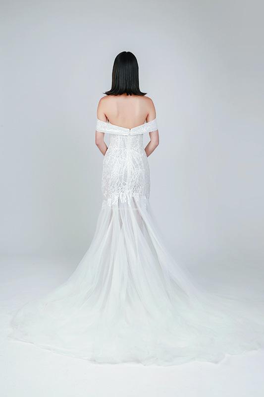rent bridal dresses Singapore -- Love, Fioyo