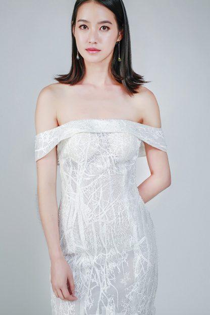bridal dress rental Singapore -- Love, Fioyo