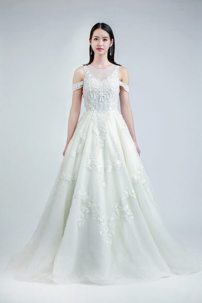 rent wedding gown Singapore
