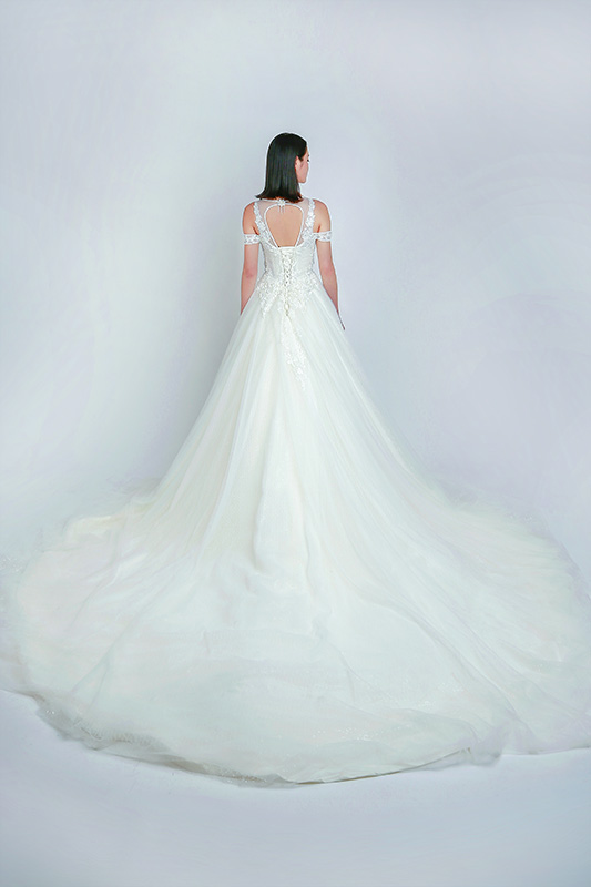 rent bridal gowns Singapore -- Love, Fioyo