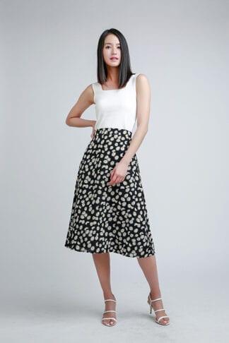 flora skirt -- Love, Fioyo