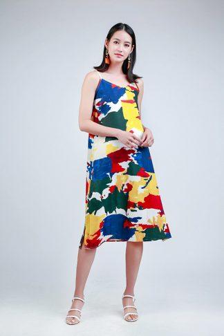 colourful dress -- Love, Fioyo