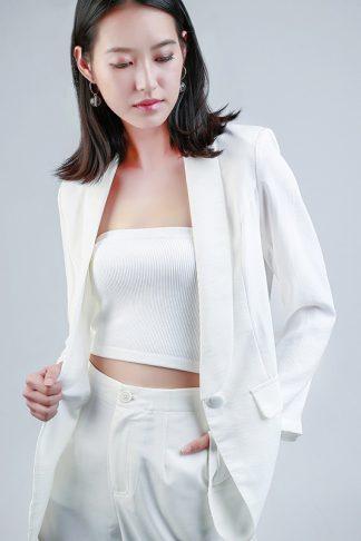 women blazers -- Love, Fioyo