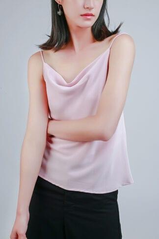 satin camisole -- Love, Fioyo