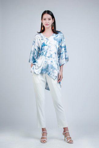 women blouses -- Love, Fioyo