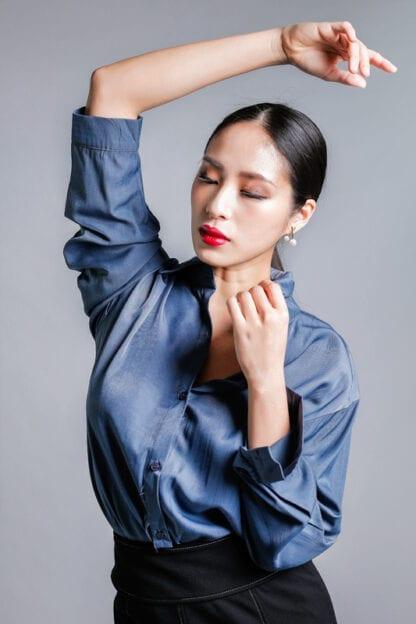 women work shirts -- Love, Fioyo