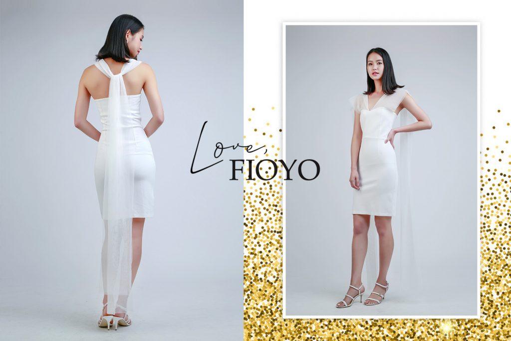 buy dresses online Singapore -- Love, Fioyo