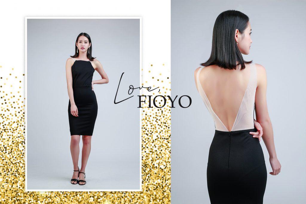 Shop dresses online Singapore -- Love, Fioyo