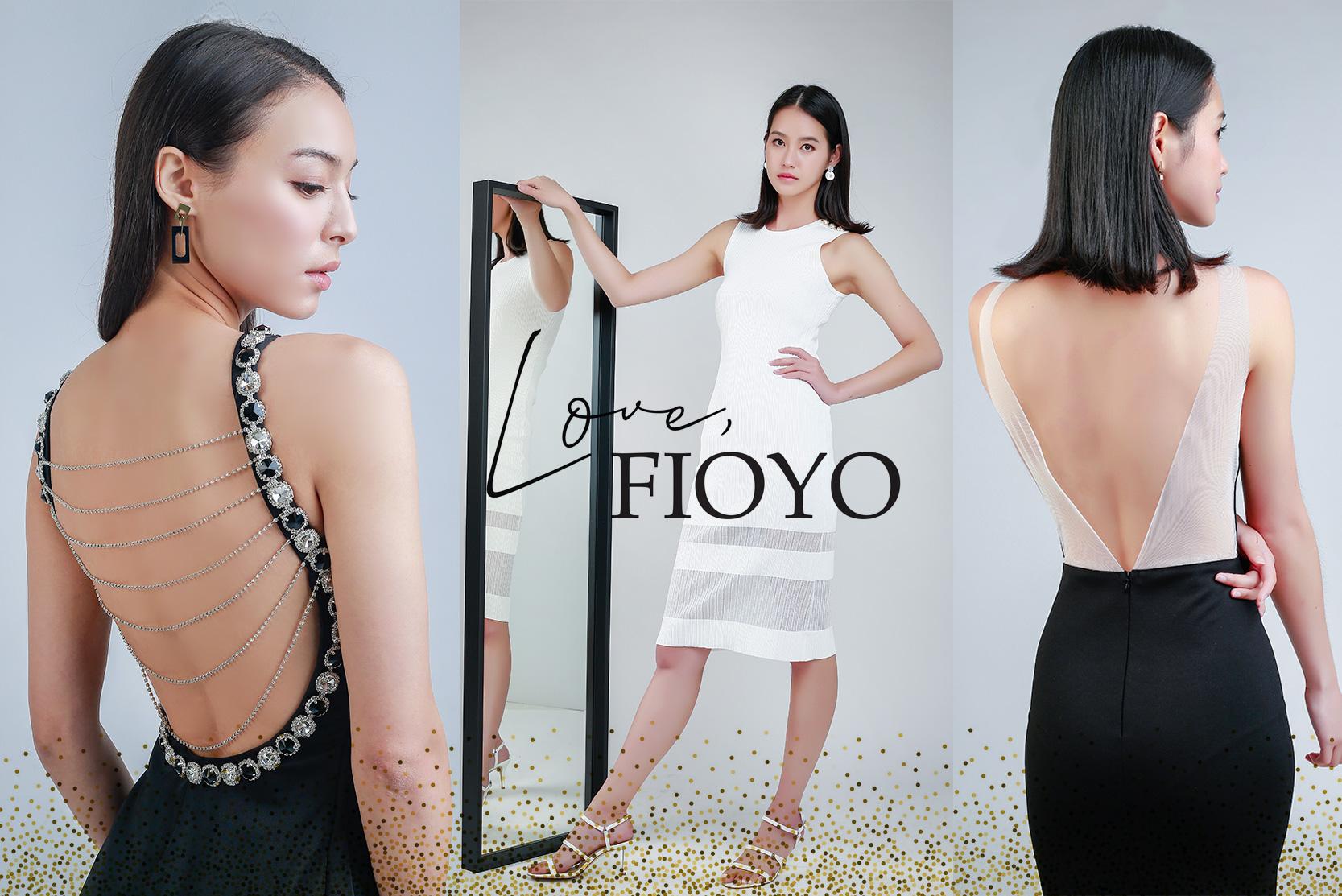 shop dresses Singapore -- Love, Fioyo