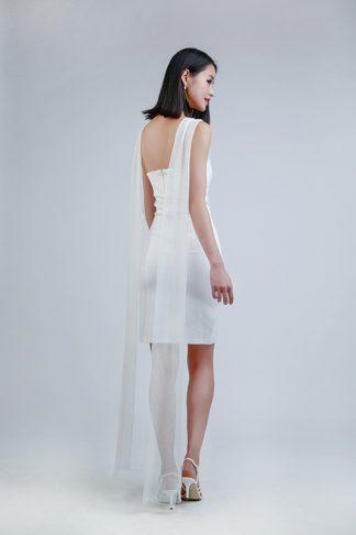 ROM White Dress -- Love, Fioyo