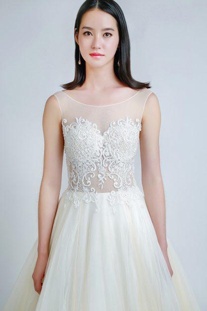 wedding gown rental SG -- Love, Fioyo