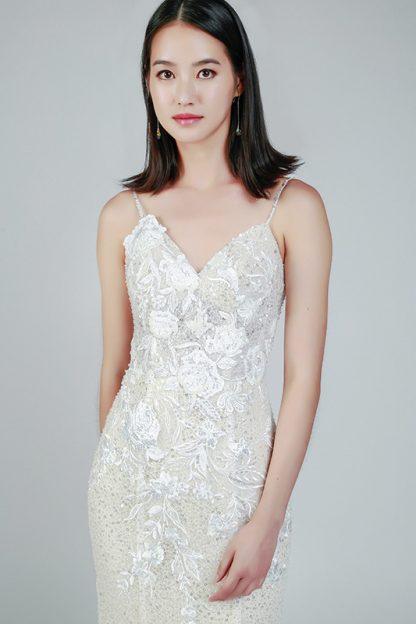 wedding dress rental Singapore -- Love, Fioyo