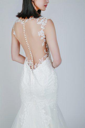 mermaid wedding dress - Love, Fioyo