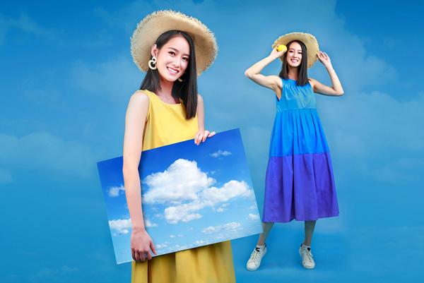 women beachwear -- Love, Fioyo